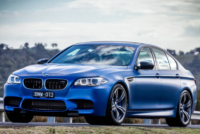 BMW M5 Pure Edition F10 - 2