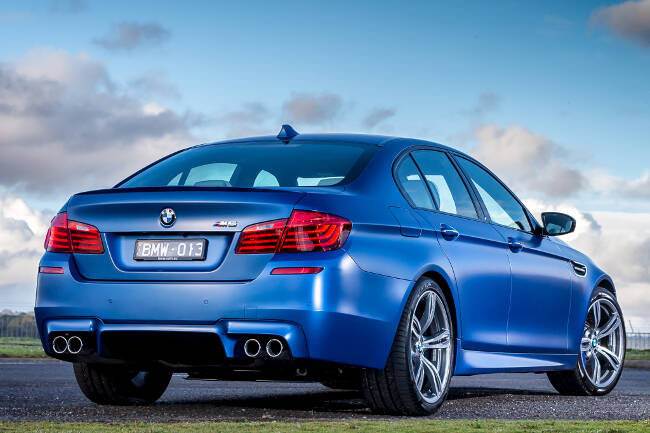 BMW M5 Pure Edition F10 - 3