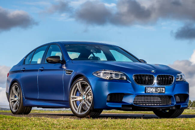 BMW M5 Pure Edition F10 - 4