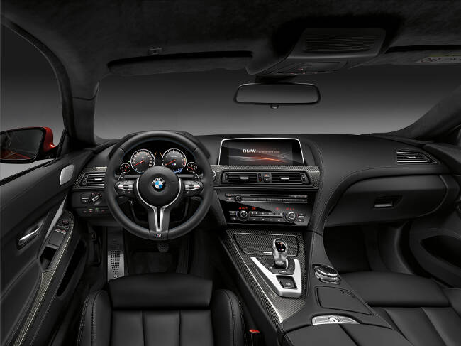 BMW M6 Competition Package F13 - 1