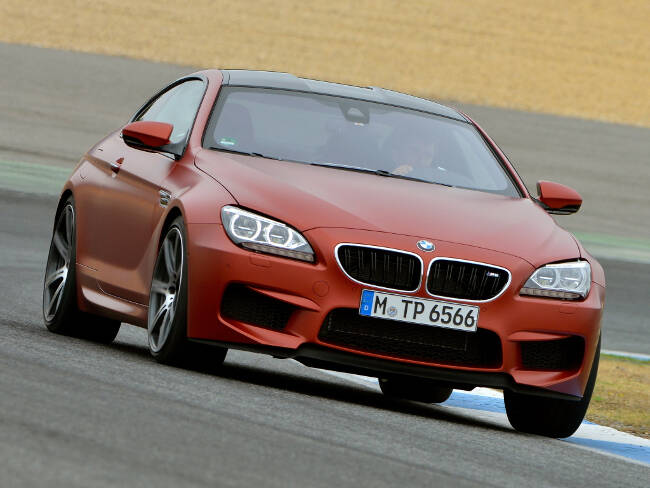 BMW M6 Competition Package F13 - 10