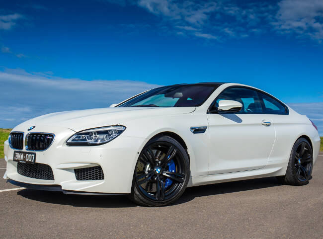 BMW M6 Competition Package F13 - 11