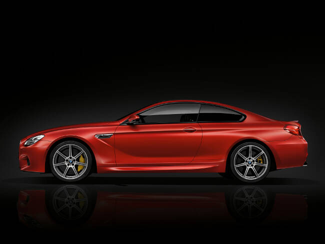 BMW M6 Competition Package F13 - 12