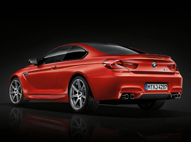 BMW M6 Competition Package F13 - 13