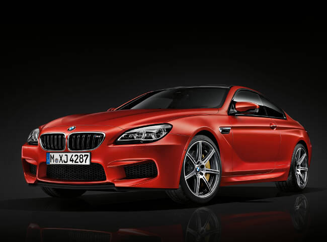 BMW M6 Competition Package F13 - 15