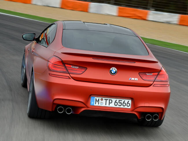 BMW M6 Competition Package F13 - 6