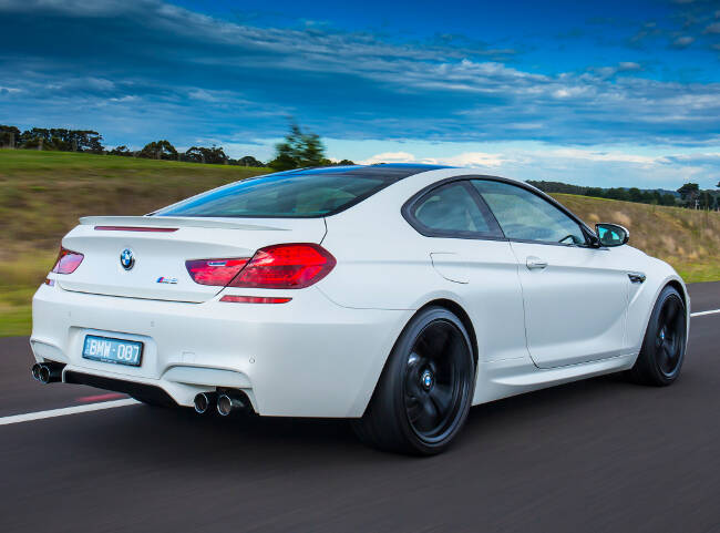 BMW M6 Competition Package F13 - 7
