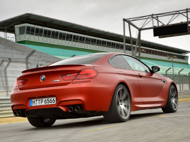 BMW M6 Competition Package F13 - 8