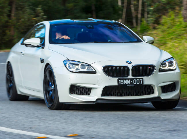 BMW M6 Competition Package F13 - 9