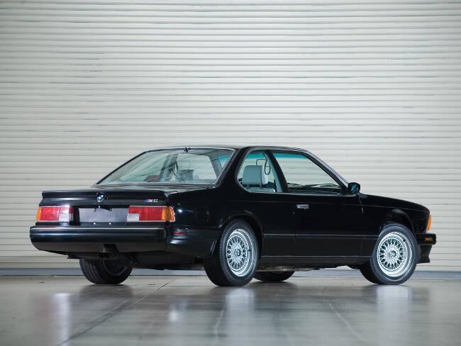 BMW M6 E24 - 11