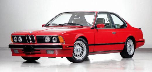 BMW M6 E24