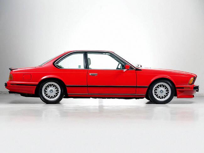 BMW M6 E24 - 3