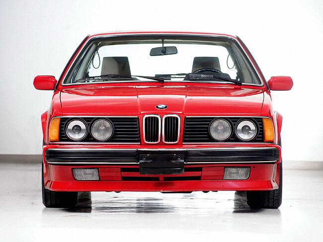 BMW M6 E24 - 4
