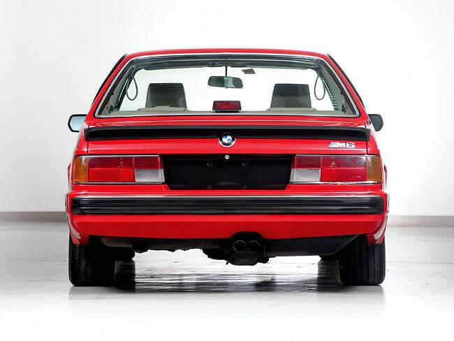 BMW M6 E24 - 5