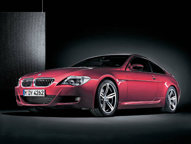 BMW M6 E63 - 10