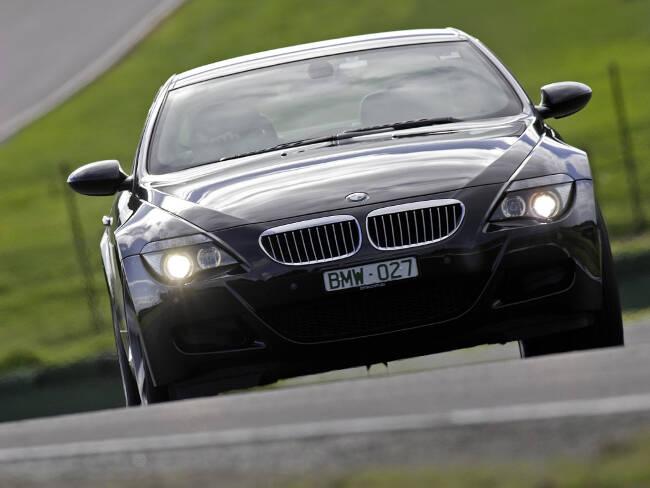 BMW M6 E63 - 16