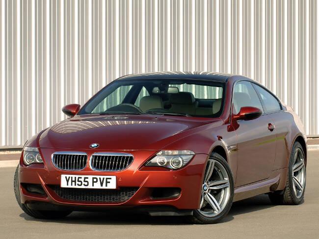 BMW M6 E63 - 17