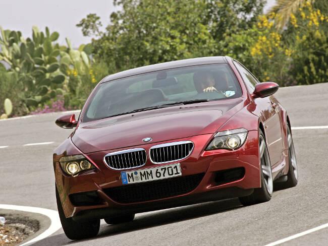 BMW M6 E63 - 2