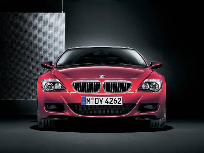 BMW M6 E63 - 6