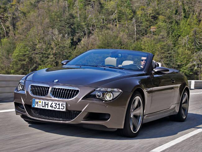BMW M6 E64 - 6