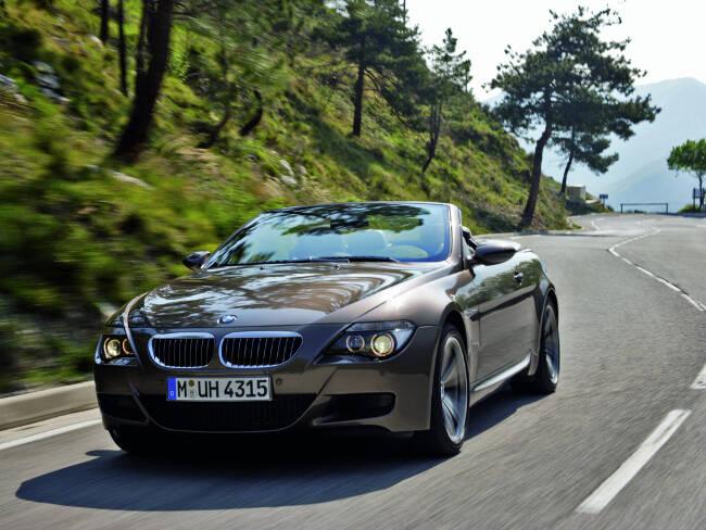 BMW M6 E64 - 8