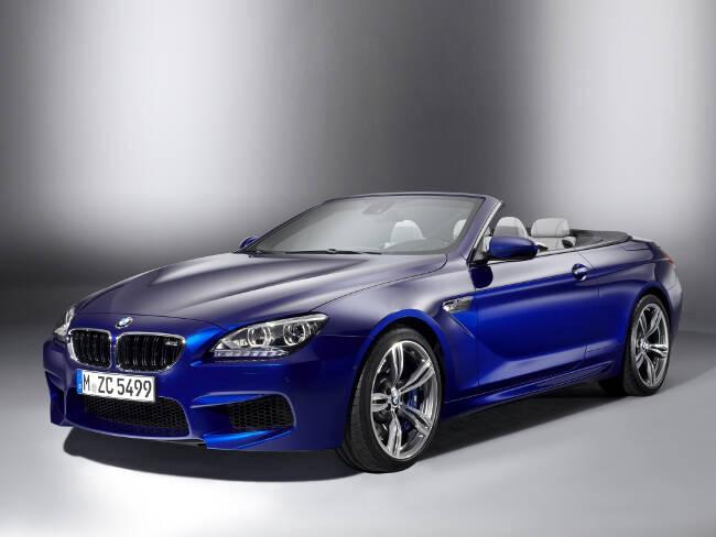 BMW M6 F12 - 12