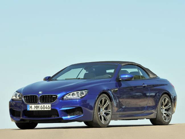 BMW M6 F12 - 13