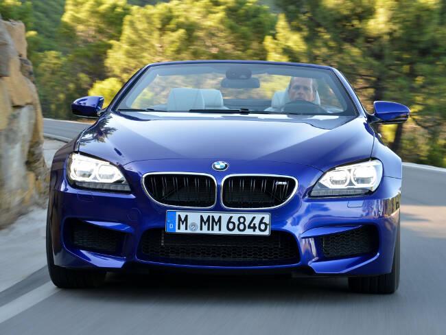 BMW M6 F12 - 20