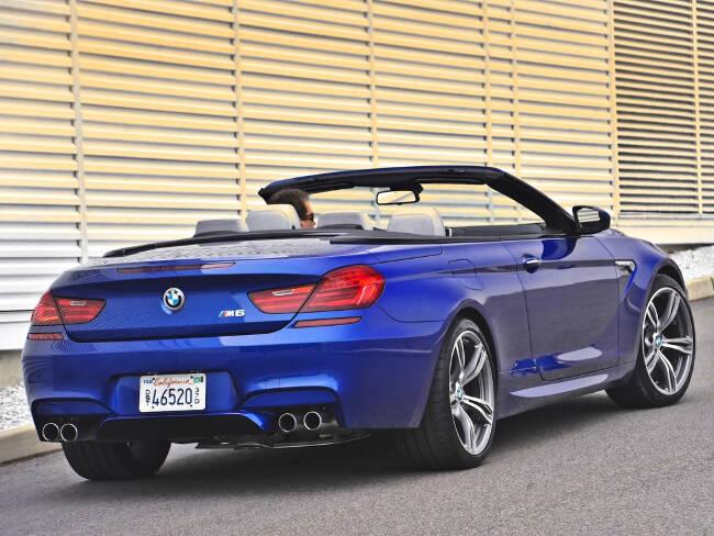 BMW M6 F12 - 21