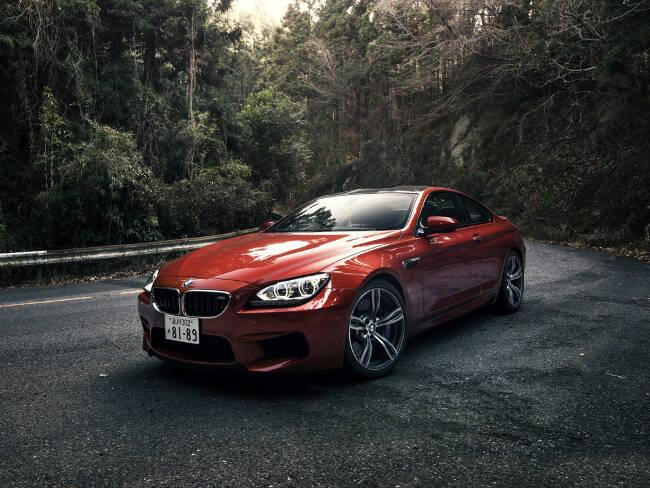 BMW M6 F13 - 10