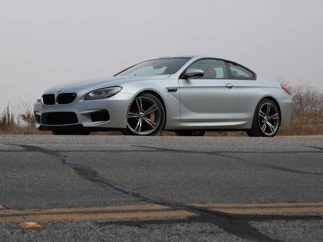 BMW M6 F13 - 12