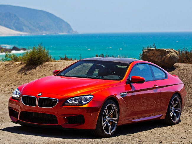 BMW M6 F13 - 13