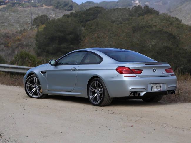 BMW M6 F13 - 14