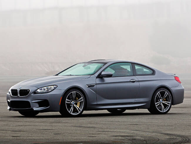 BMW M6 F13 - 18