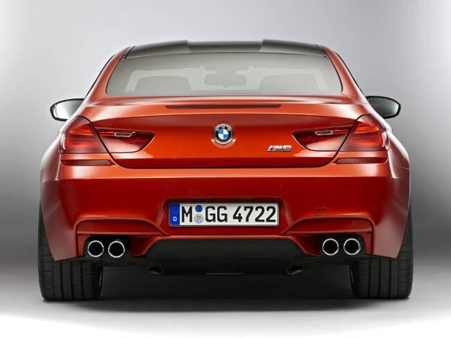 BMW M6 F13 - 2