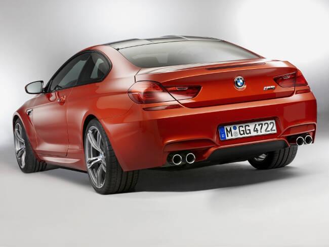 BMW M6 F13 - 5