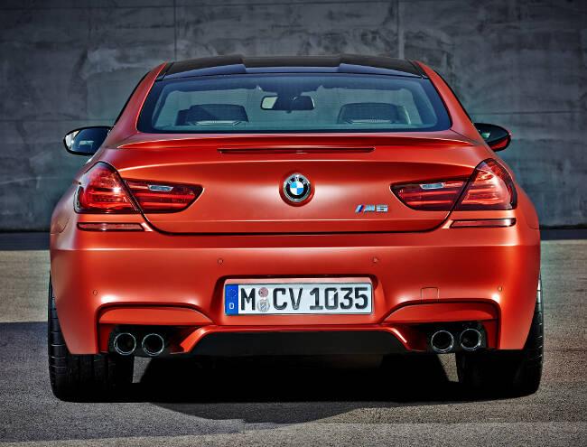 BMW M6 F13 LCI - 8