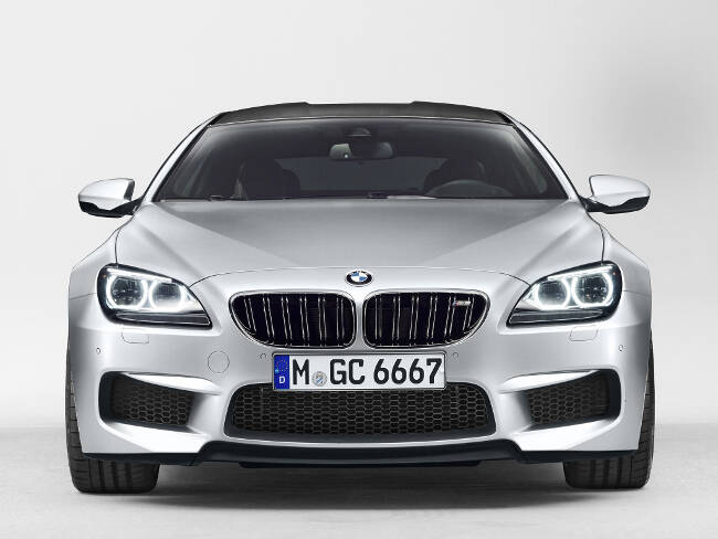 BMW M6 Gran Coupe F06 - 1