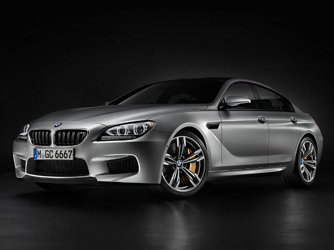 BMW M6 Gran Coupe F06 - 10