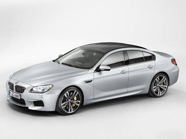 BMW M6 Gran Coupe F06 - 11
