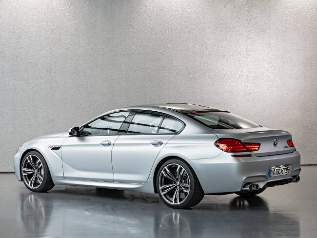BMW M6 Gran Coupe F06 - 12