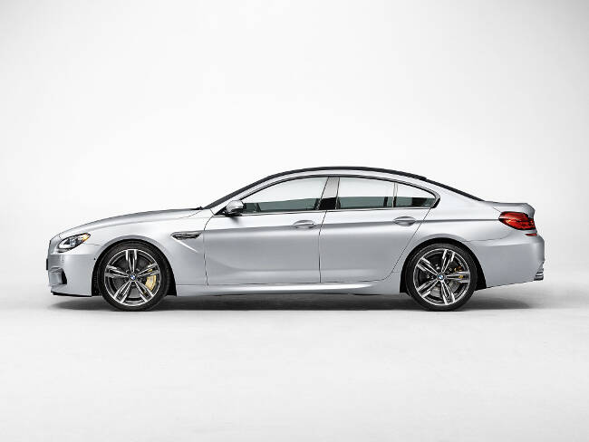 BMW M6 Gran Coupe F06 - 14