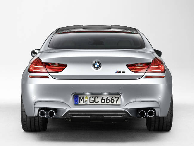 BMW M6 Gran Coupe F06 - 16