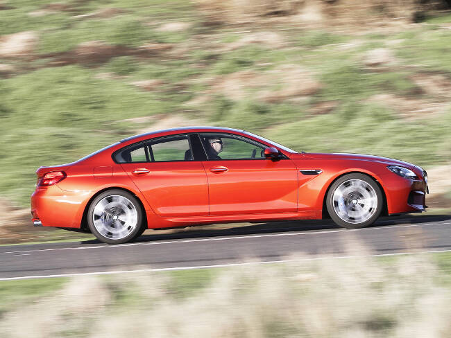 BMW M6 Gran Coupe F06 - 21