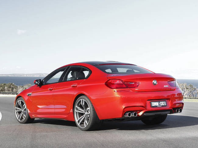 BMW M6 Gran Coupe F06 - 22