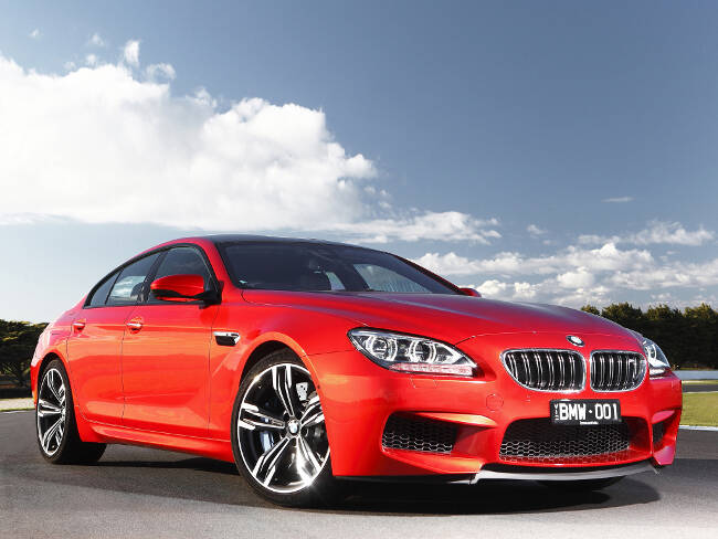 BMW M6 Gran Coupe F06 - 23