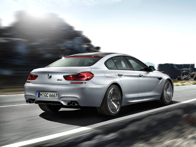 BMW M6 Gran Coupe F06 - 4
