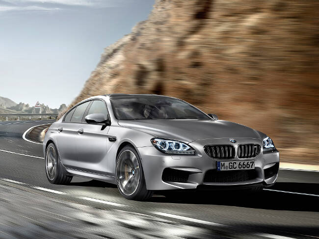 BMW M6 Gran Coupe F06 - 5