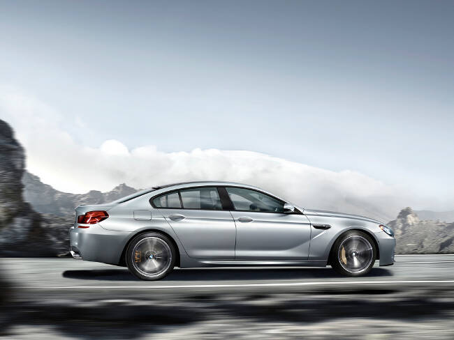 BMW M6 Gran Coupe F06 - 6