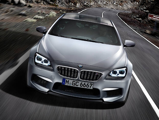 BMW M6 Gran Coupe F06 - 7